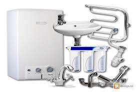 монтаж отопления,водопровода,сантехники