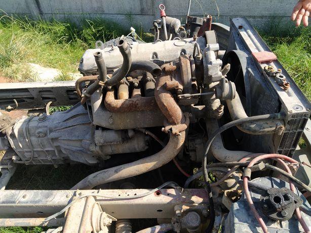Івеко дукато джапер 2.8 тді мотор двигун двігатьєль міст шрот