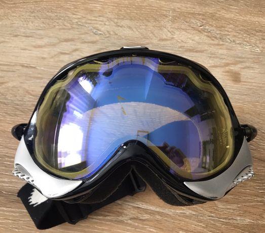 Gogle narciarskie / snowboardowe Oakley Wisdom okulary narty snowboard