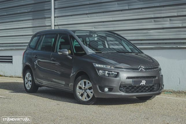 Citroën C4 Grand Picasso 1.6 BlueHDi Feel EAT6