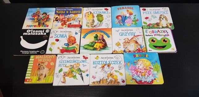Książeczki dla malych dzieci.
