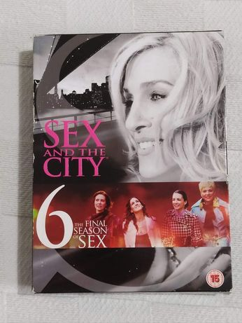 DVD Sex and the City - season 6
