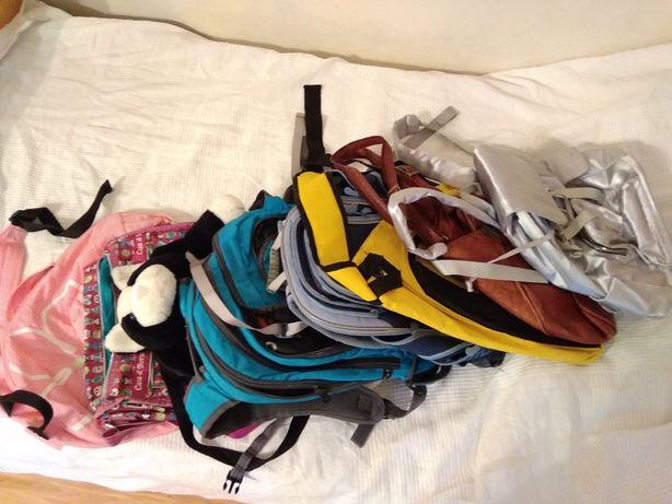 Plecak , torba , tornister topgal szkolny