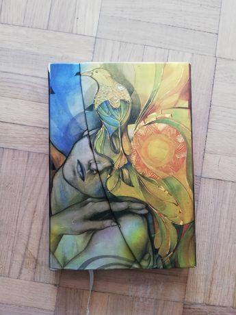 Ładny notatnik z dobrym papierem pamiętnik
