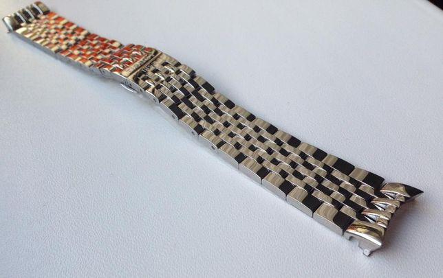 TISSOT стальной браслет ремешок 19мм LE LOCLE L164 на часы T41, T006.