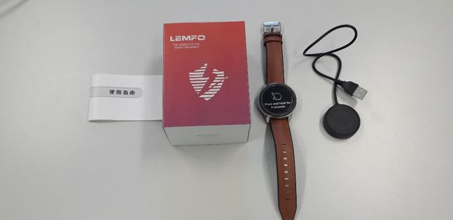 Smartwatch LEMFO ELF2 novo