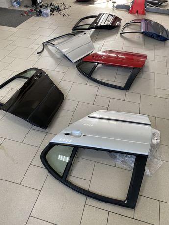 BMW 3 E46 дверка,двері,седан/універсал бмв е46 двери Розборка