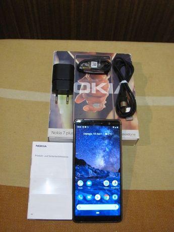 Мобильный телефон Nokia 7 Plus 4/64 Dual Sim из Германии!