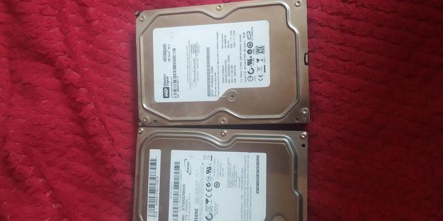 Жёсткий диск 500, 250 Гб 6гб ram
