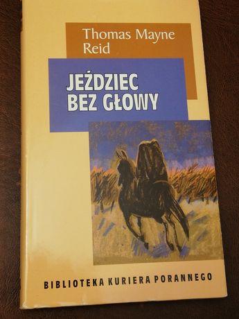 Książka pt Jeździec bez głowy, Thomas Mayne Reid