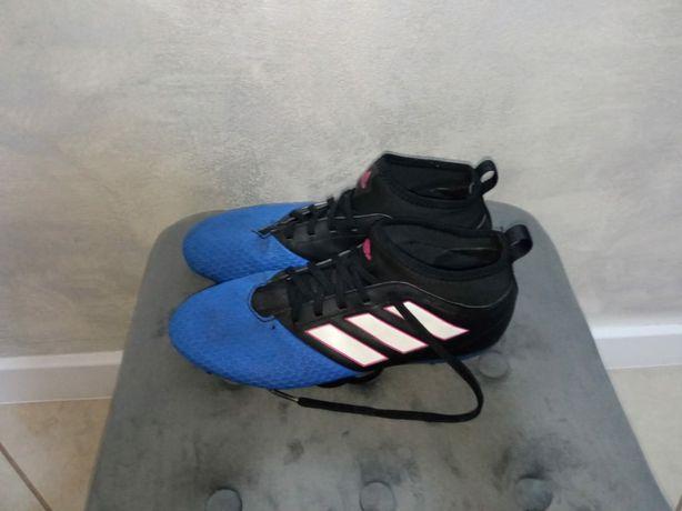 Buty korki adidas Ace 17.3 fg jr. Rozm 38 2/3 dł. wkładki 24cm