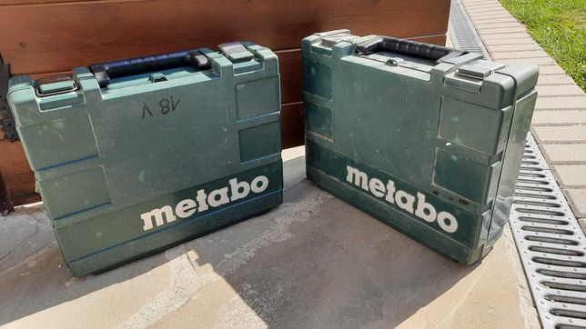 Metabo walizka narzędziowa