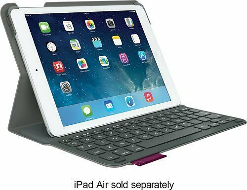 Logitech Ultrathin Keyboard Folio для iPad Air чохол клавіатура Apple