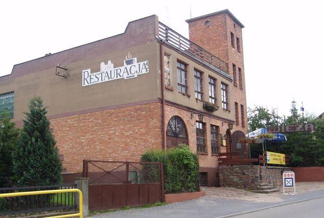 Dom -restauracja Skórcz pow 463m pow lokalu