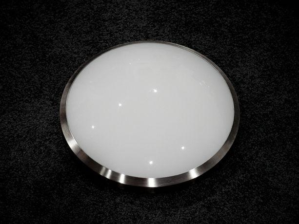 Lampa sufitowa Plafon 2 żarówki Nowoczesny Design Duża 50cm