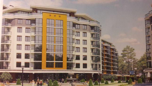 Квартира с террасами в ЖК бизнес класса На Прорезной, цена застрой