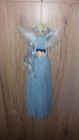 aniołek prezent chrzest / imieniny / urodziny