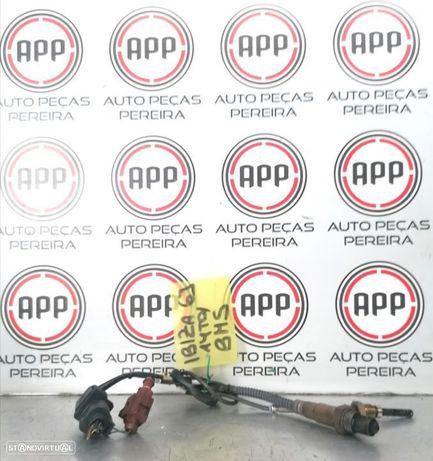 Sondas lambadas temperatura escape Seat Ibiza 6J, Polo 6R 1.4 TDI motor BMS.