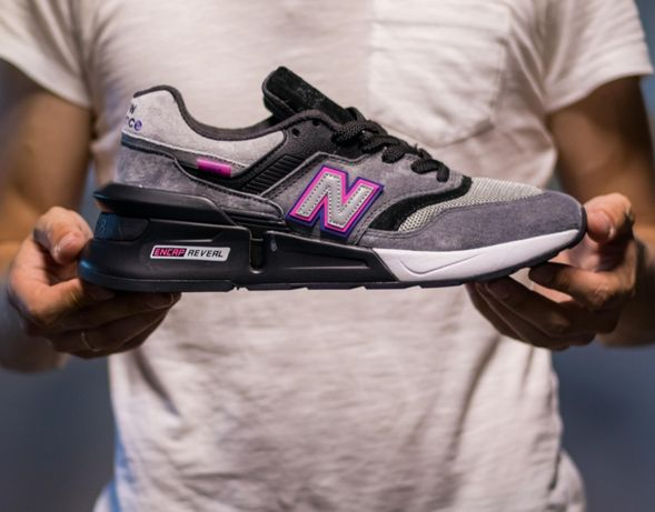 Летние кроссовки New Balance 997S скидка мужские пума