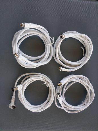 Przewód,kabel połączeniowy TV-SAT