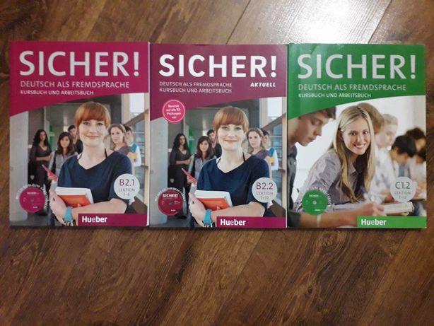 Посібник  з німецької мови