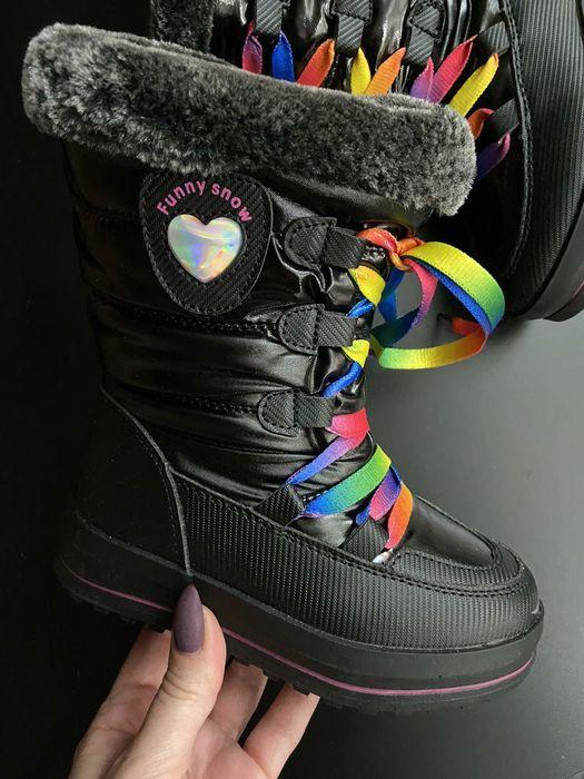 Ботинки , сапоги , дутики Cool club 28 Запорожье - изображение 1