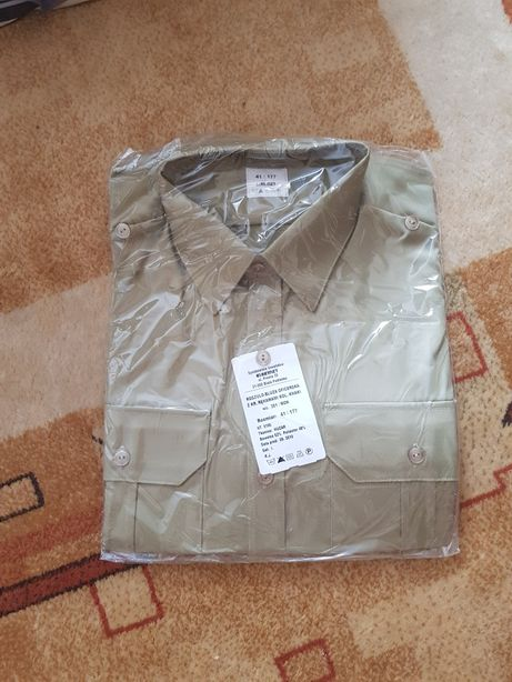 Koszulo bluzy, koszule oficerskie khaki