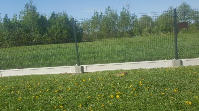 panel h123 fi 4 ogrodzenie panelowe 52zł metr podmurówka Zapraszam!