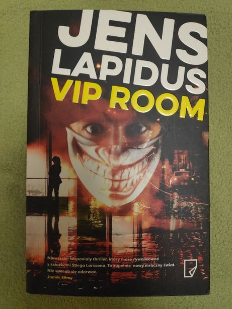 Vip Room, Jens Lapidus