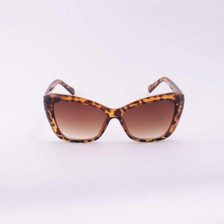 Новые очки солнцезащитные женские модные кошачий глаз