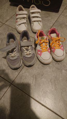 Oryginalne buty Nike Adidas