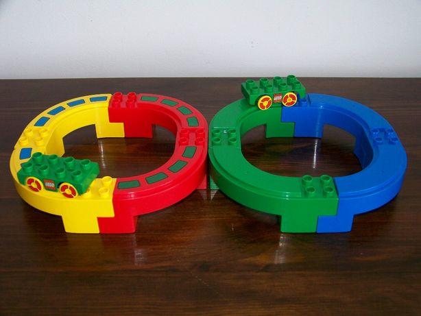 LEGO DUPLO klocki- 2 rondo-ulica
