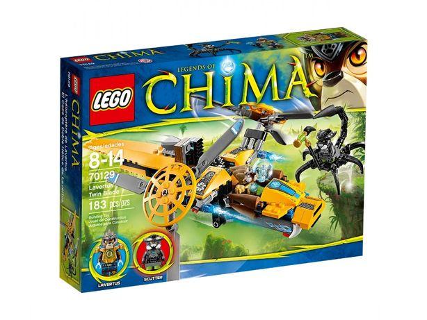 Zestaw Lego Chima 70129
