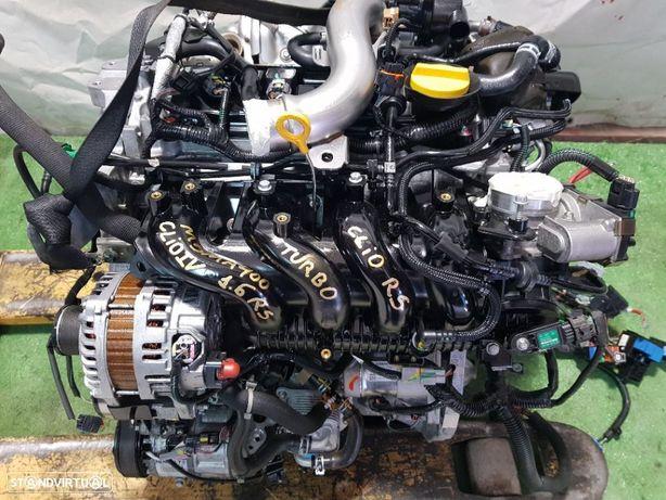 Motor renault Clio RS IV 1.6 TURBO M5MA400 SEMI NOVO