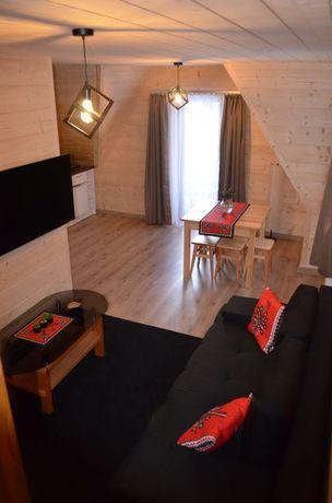 Willa Mała Łąka apartamenty i pokoje Zakopane