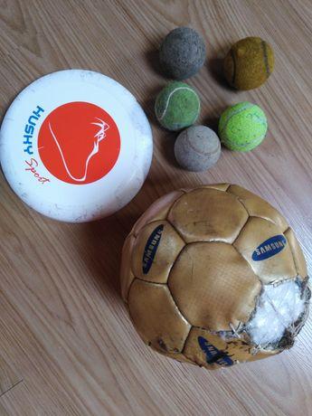 Игрушки мячики для собаки (цена за все)