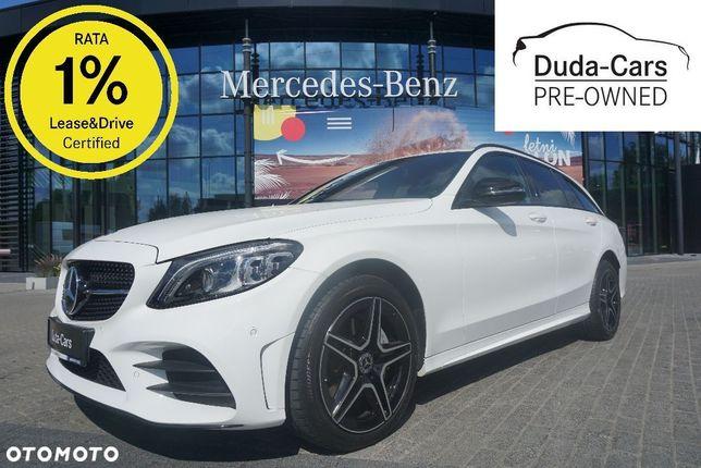 Mercedes-Benz Klasa C Mercedes Benz C220d W205 MultiBeam Tempomat...