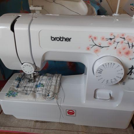 Швейная машинка brother quality since 1908