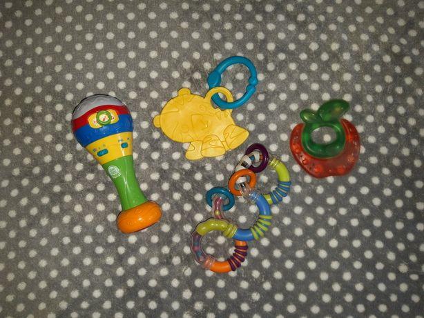 Музыкальный микрофон маракас погремушки игрушки