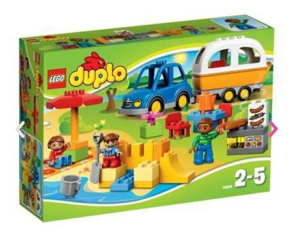 Lego Duplo, лего дупло Отдых на природе
