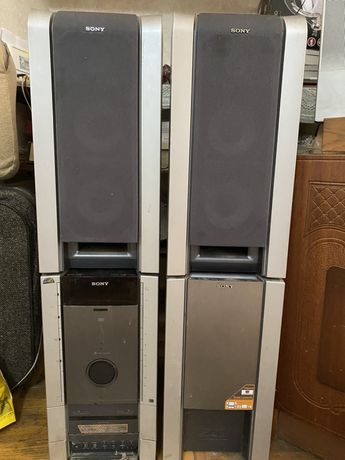 Музыкальный центр Sony акустика домашний кинотеатр колонки