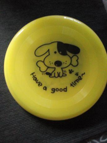Discos de plástico (training dog)