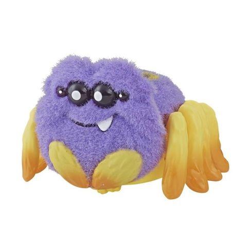 Yellies pająk fioletowy Nowy w pudełku