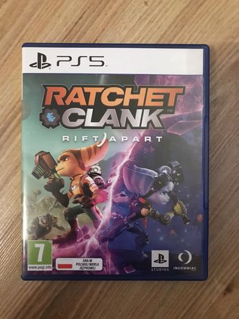 Ratchet & Clank Rift Apart (Gra PS5)