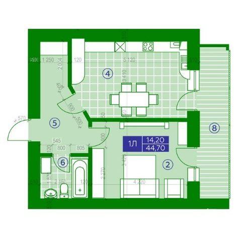 Нова квартира - нове життя!)