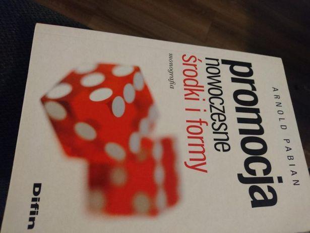 Książka: Promocja. Nowoczesne środki i formy