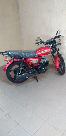 Мотоцикл Aльфа