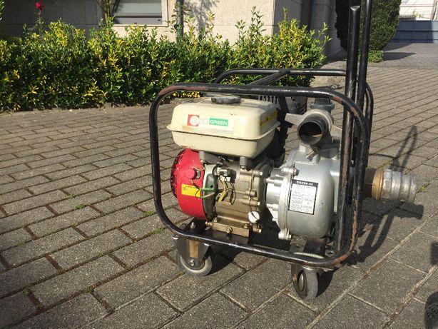 Bomba de água para rega jardim (Gasolina 6.5cv)