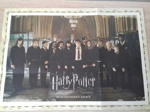 plakat Harry Potter