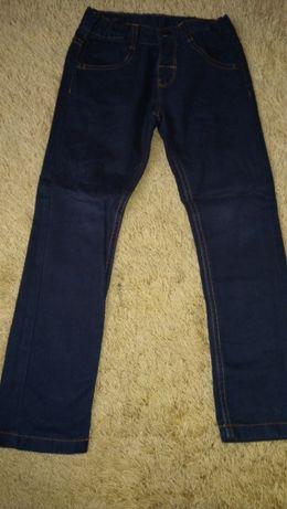 C&A palomino spodnie granatowe 116